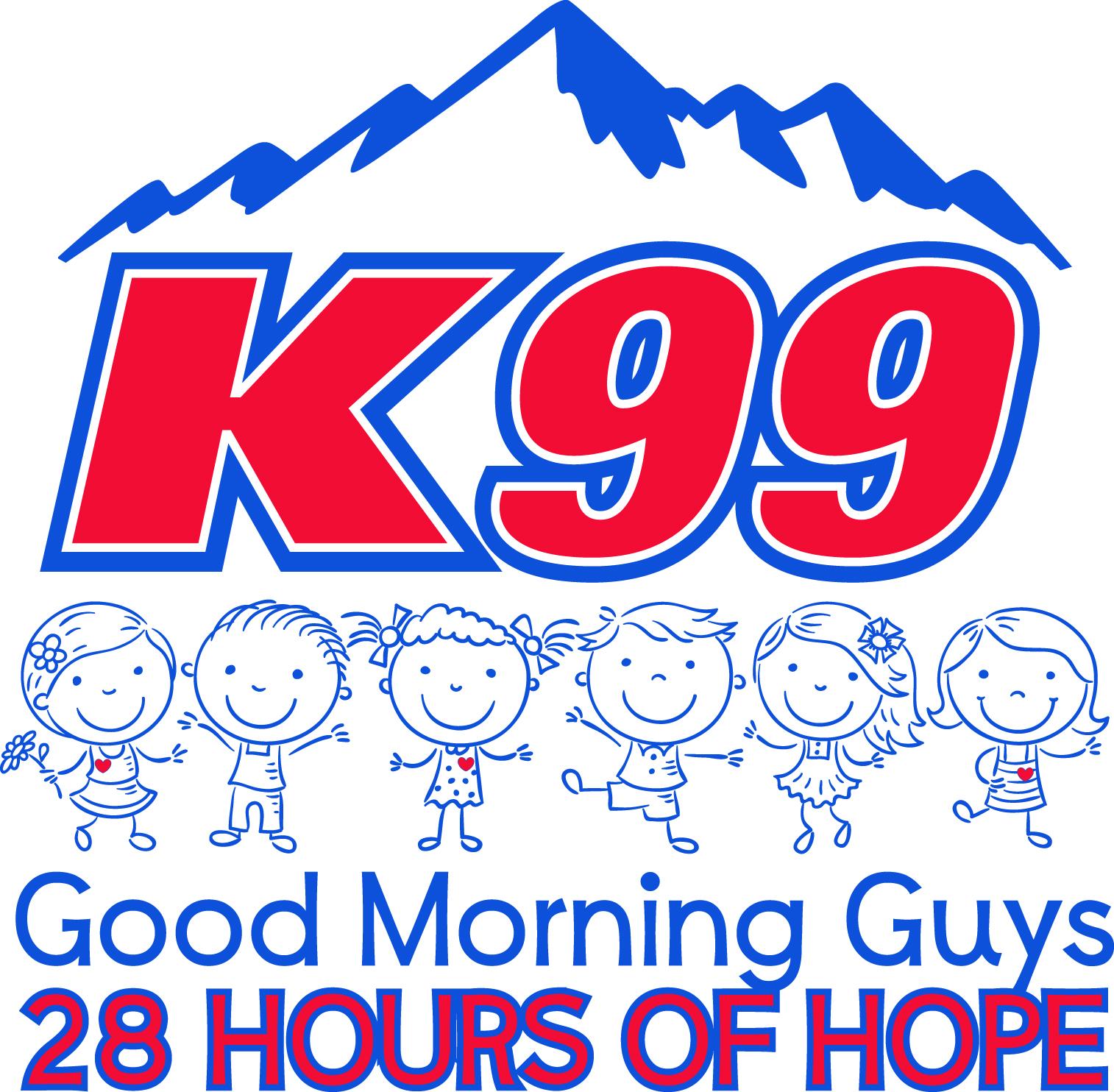 Good Morning Guys 28 Hours Of Hope To Benefit Childsafe Childsafe
