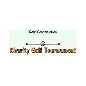 Image of Dohn Construction Charity Golf Tournament Logo