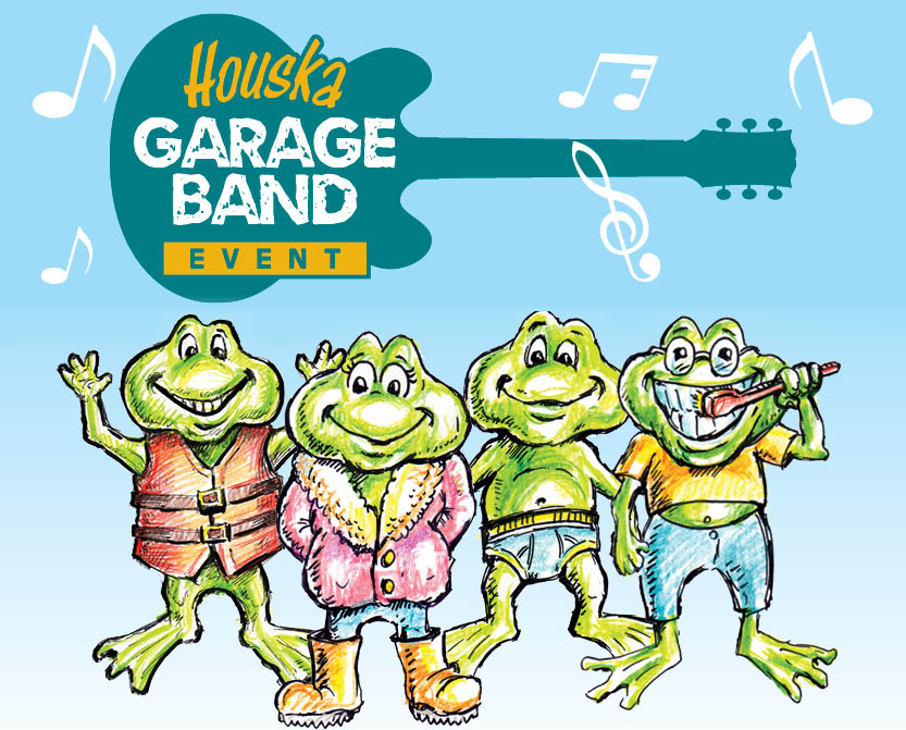 Toadally Kids Garage Band Event Childsafe