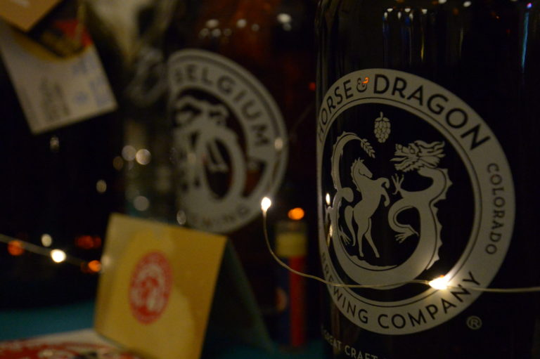 Image of Horse & Dragon Brewing Company bottle
