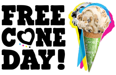 Image of Free Cone Day