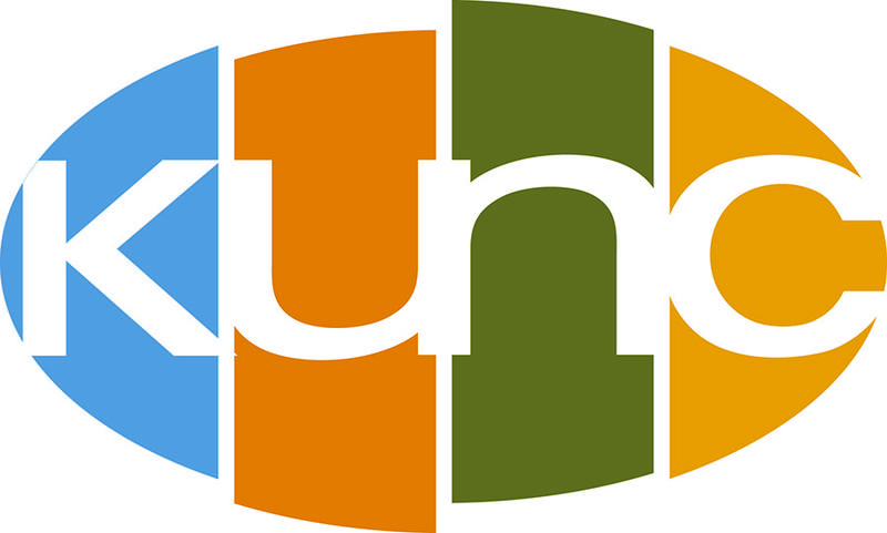 Image of KUNC logo