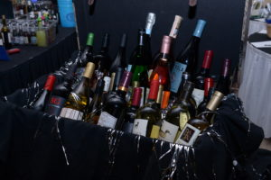 Image of bottles of wine