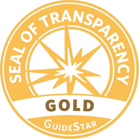 Image of Seal of Transparency Gold Guide Star Logo