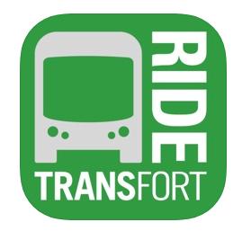 Image of Ride Transfort Logo
